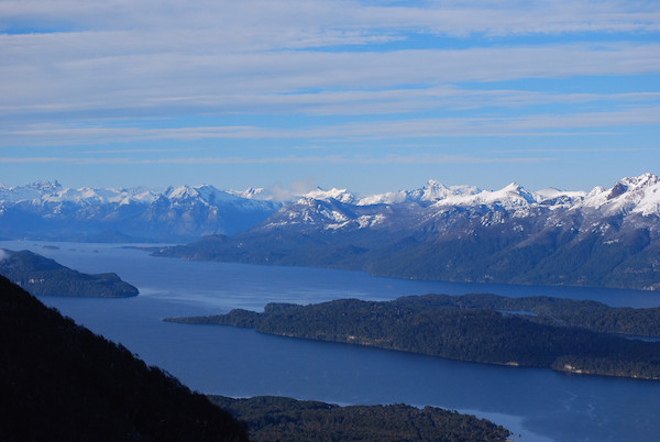 Skiing in Patagonia Argentina