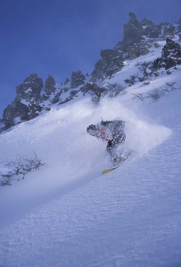snow board patagonia