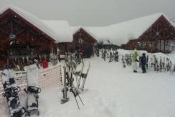 Heavy Snows Hitting Patagonia's Ski Resorts