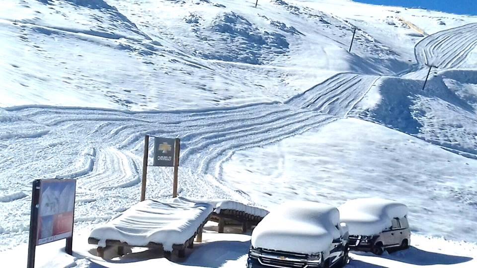 el colorado first ski resort in chile to open 2017