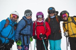 Women's Freeride Ski Camp